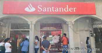 Azoro por retención de tarjetas en Santander en Tantoyuca - Vanguardia de Veracruz