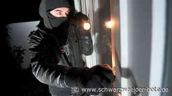 Haslach i. K.: Wohnungseinbrüche gehen zurück - Schwarzwälder Bote