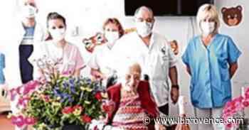 Allauch : Fernande Raineria a fêté ses 105 ans ! - La Provence