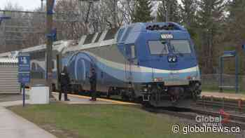REM construction work to finally shutter Deux-Montagnes train service | Watch News Videos Online - Globalnews.ca