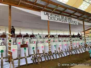 Se conmemoran 18 años de la masacre de Bojayá, Chocó - La FM