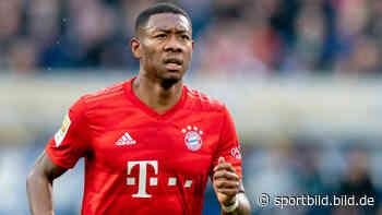 FC Bayern: David Alaba zu Real Madrid? Fans wollen ihn, Klub-Bosse nur, wenn... - BILD