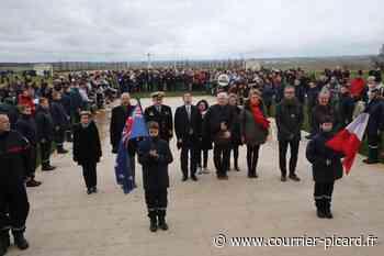 La marche pour l'Australie a réuni 700 personnes à Villers-Bretonneux - Courrier Picard