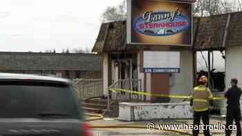 Fire damages Danny's Steakhouse in Petawawa - Newstalk 1010 (iHeartRadio)