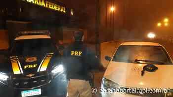 Homem é preso após atirar contra ex-mulher e companheiro dela no litoral do PR - Paraná Portal