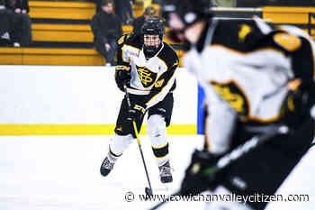 Mill Bay's Ben Wright among 2020 WHL draft picks - Cowichan Valley Citizen