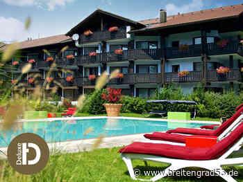 6 Tage Urlaub in Oberstaufen im Allgäu im Hotel Ludwig Royal mit Halbpension - breitengrad53.de