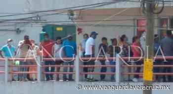 En Naranjos se hace un lado la sana distancia - Vanguardia de Veracruz