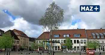 Wittstock - Einsam grüßt der Maibaum - Märkische Allgemeine Zeitung