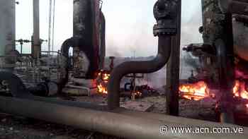 Pdvsa Gas Punta de Mata: se registra explosión en planta - ACN ( Agencia Carabobeña de Noticias)