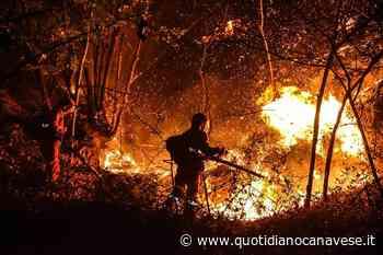 VALPERGA - Appello per riqualificare Belmonte dopo gli incendi - quotidianocanavese.it