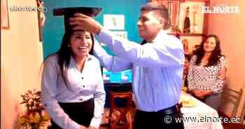 En Cotacachi gradúan a estudiantes con teledefensa - Diario El Norte