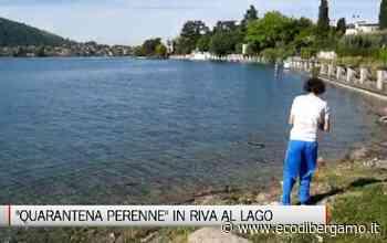 Spiros, vive in quarantena perenne in riva al lago - L'Eco di Bergamo