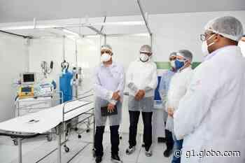 Coronavírus: hospital de campanha começa a funcionar em Santa Cruz do Capibaribe - G1