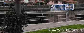 Striscione dei tifosi tagliato a Sarnico «Scoperto chi è stato, non sono i tifosi» - Cronaca, Sarnico - L'Eco di Bergamo