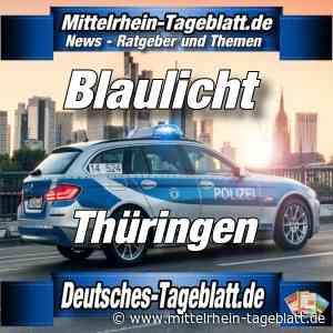 Bad Berka - Schwere Brandstiftung in der Blankenhainer Straße - Mittelrhein Tageblatt