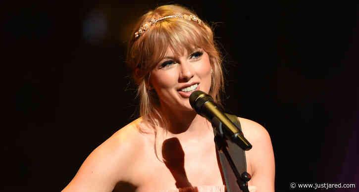 Taylor Swift Surprises Utah Nurse with Heartfelt Message of Gratitude for Fighting Health Pandemic
