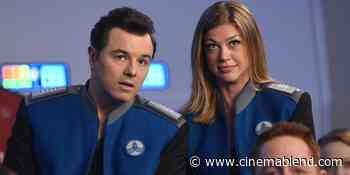 How The Orville's Seth MacFarlane Is Taking More Control With Season 3 On Hulu - CinemaBlend