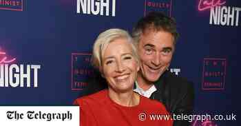 Emma Thompson left new home in Venice to self-isolate at 'mum's house in Scotland' - Telegraph.co.uk