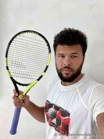Jo-Wilfried Tsonga and Other French Players Donate Items to Raise Funds for Charity - Tennis World USA