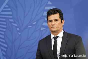 Moro: Se eu tirar a gravata, vão falar 'já é candidato' - VEJA.com