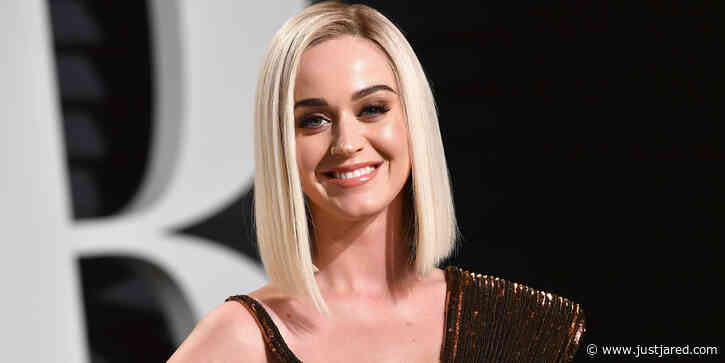 Katy Perry Isn't Sure If She'll Have a Baby Shower During Quarantine