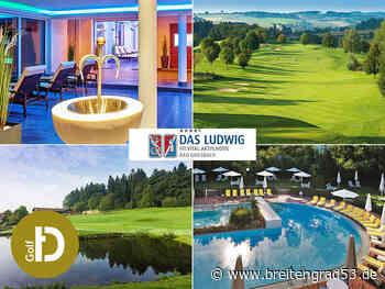 3 Tage Golf Urlaub in Bad Griesbach im Hotel Das Ludwig mit Halbpension - breitengrad53.de