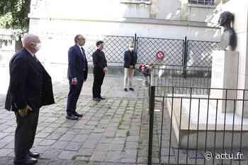 Yvelines. Des cérémonies du souvenir à Saint-Germain-en-Laye malgré le confinement - actu.fr
