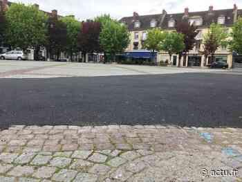 Aux Andelys (Eure), les travaux de la place Nicolas-Poussin reportés d'un an - Normandie Actu
