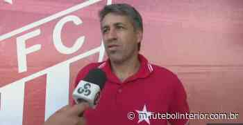 Sem comandar equipe, técnico Ico pede para deixar Rio Branco-AC - Futebolinterior