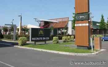 Gironde : la ruée vers le premier McDonald's drive déconfiné à Podensac - Sud Ouest