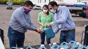Coronavirus: Grupo Peñaflor donará 40.000 litros de alcohol a entidades de salud - iprofesional.com
