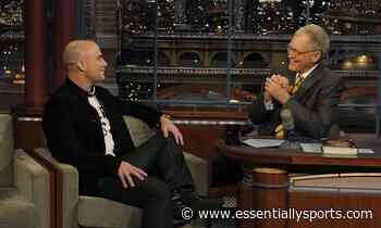 WATCH – When Andre Agassi Appeared on Late Show With David Letterman - Essentially Sports