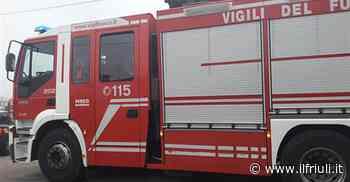 Incendio a Tolmezzo, una persona intossicata - Il Friuli