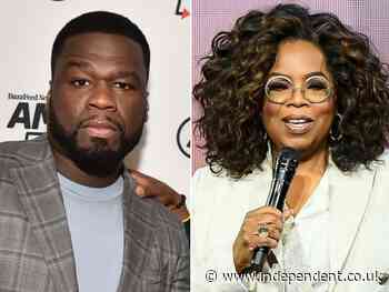 50 Cent says 'enemy' Oprah Winfrey was 'completely against everything that was in my music'