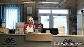 Coronakrise: Fahrgastzentrum im Bahnhof Elsterwerda öffnet wieder - Lausitzer Rundschau