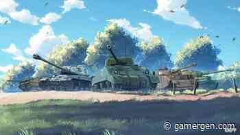 World of Tanks Blitz : deux nouveaux chars font leur apparition - GAMERGEN.COM
