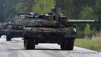 L'Allemagne donne enfin son feu vert au successeur des chars Leclerc et Leopard - Les Échos