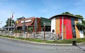 Vidéo. Landes : à Saint-Vincent-de-Tyrosse, McDonald's teste sa reprise d'activité - Sud Ouest