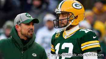 A.J. Hawk: Aaron Rodgers story not going away soon