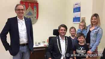 Michael Kraus übernimmt die Amtsgeschäfte in Mellrichstadt - Main-Post