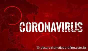 Ouro Fino chega ao terceiro dia sem novos casos de coronavírus - Observatório de Ouro Fino