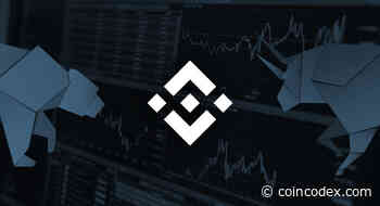 Binance Coin Price Analysis - BNB Bull Break Is One Of The Weakest - CoinCodex