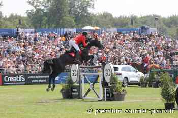 Jumping de Chantilly annulé, concours complet de Chaumont-en-Vexin reporté, le risque d'une saison blanche - Courrier picard