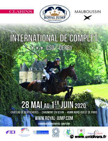 Royal Jump Chaumont-en-Vexin 28 mai 2020 - Unidivers