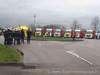 Chaumont-en-Vexin : 41 personnes évacuées de la piscine   Le Bonhomme Picard - Le Bonhomme Picard