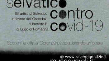 Gli artisti di Selvatico e il Museo Civico Luigi Varoli di Cotignola raccolgono fondi per l'Umberto I di Lugo - RavennaNotizie.it - ravennanotizie.it