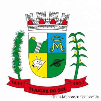 Processo seletivo Prefeitura Municipal de Tijucas do Sul PR 2020; Até R$ 3.574,03! - Notícias Concursos