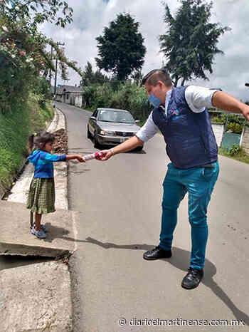 Festejan el Día del Niño en Altotonga - Diario el Martinense