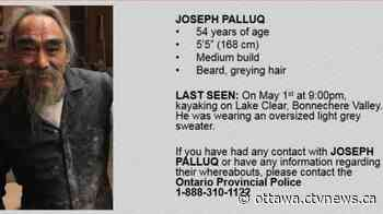 OPP searches for missing kayaker near Eganville - CTV News Ottawa